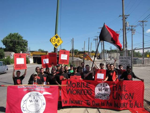 Mobile Rail Picket